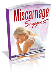 Miscarriage Support eBook